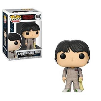 Funko POP TV: Stranger Things - Ghostbuster Mike - 546