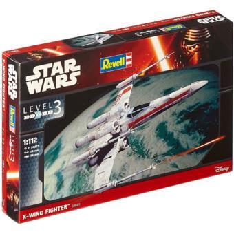 Kit Modelismo Revell Star Wars: X-Wing Fighter