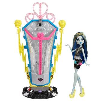 Monster High - Câmara de Carregamento da Frankie