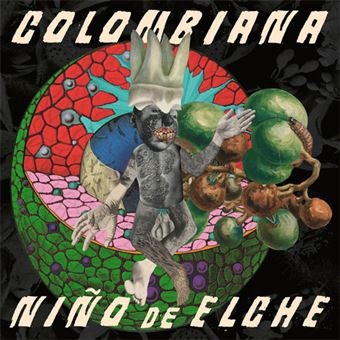 Colombiana - LP 12''