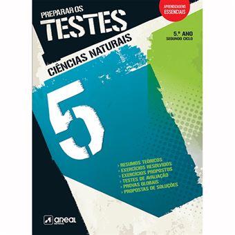Preparar os Testes - Ciências Naturais - 5.º Ano
