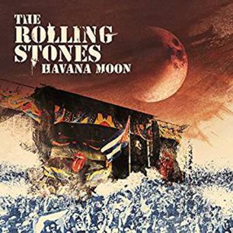 The Rolling Stones: Havana Moon (DVD+2CD)