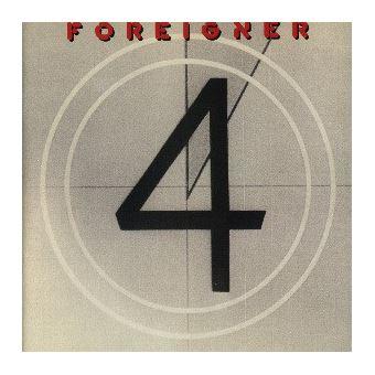 Foreigner: 4 - CD