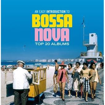 An Easy Introduction To Bossa Nova -Top 20 Albums - 9CD