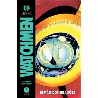 Coleção Watchmen: Irmão dos Dragões - Livro 3