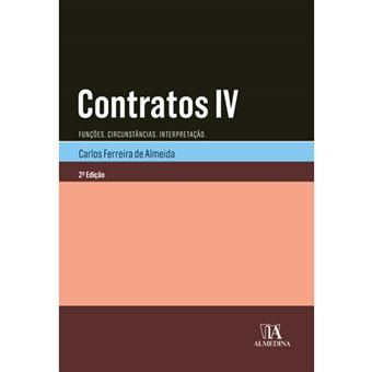Contratos - Livro 5: Funções, Circunstâncias, Interpretação