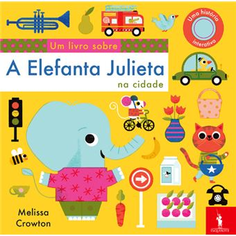 A Elefanta Julieta na Cidade