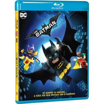 LEGO Batman: O Filme (Blu-ray)