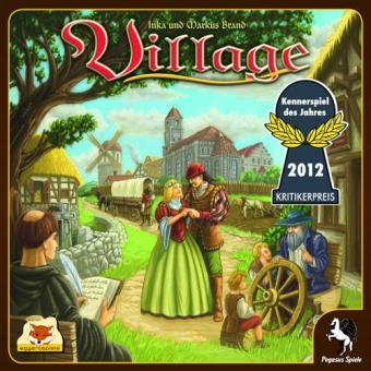 Village Boardgame