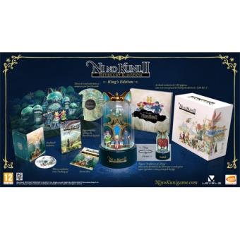 Ni no Kuni II: Revenant Kingdom: King's Edition PC