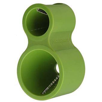 Cortador Microplane Espiral - Verde