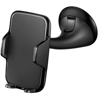 Carregador Qi Wireless 4-OK com Suporte Automóvel