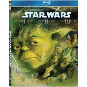 Star Wars – Episódios I, II e III