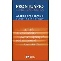 Prontuário da Língua Portuguesa