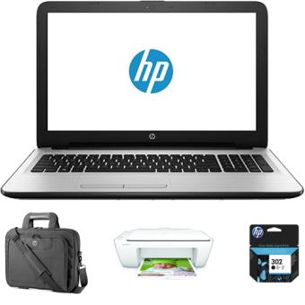 Pack Fnac Portátil HP 15-ba000np + Mala + Impressora + Tinteiro