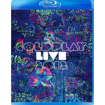 Coldplay - Live 2012 (BD+CD)