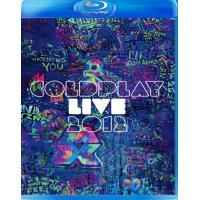 Coldplay - Live 2012 (BD+CD)