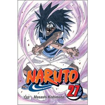 Naruto - Livro 27: O Dia da Partida
