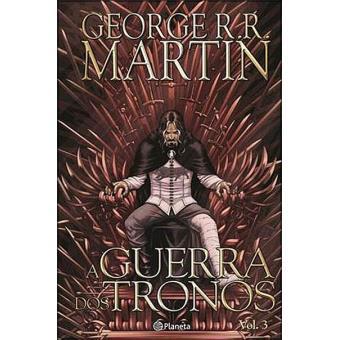 A Guerra dos Tronos Vol 3