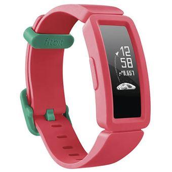 Pulseira de Atividade Fitbit Ace 2 Kids - Rosa