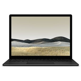 Computador Portátil Microsoft Surface Laptop 3 13.5'' - Preto - Core i5 | 256GB | 8GB