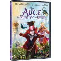 Alice do Outro Lado do Espelho (DVD)