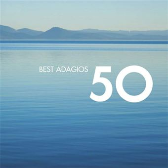 50 Best Adagios - 3CD