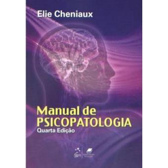 livros psicopatologia