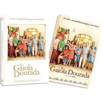 A Gaiola Dourada - Edição Especial + Livro