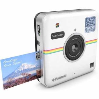 Polaroid Instant Digital Socialmatic (Branco)