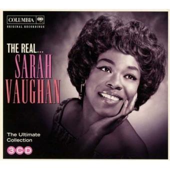 Real... sarah vaughan