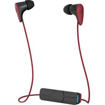 Auriculares Bluetooth iFrogz Charisma - Preto/Vermelho