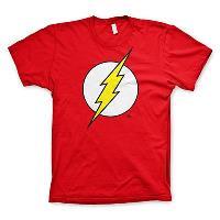 The Flash - Emblem T-Shirt Red (L)