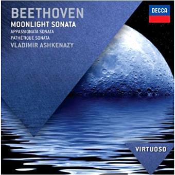 Beethoven | Sonatas Moonlight, Pathetique & Appassionata