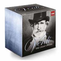 Verdi | The Great Operas (35CD)