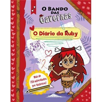 O Bando das Cavernas: O Diário da Ruby