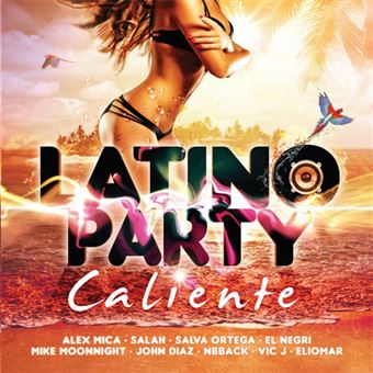 Latino Party Caliente - CD