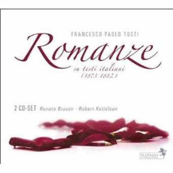 VARIOS-ROMANZE (2CD)