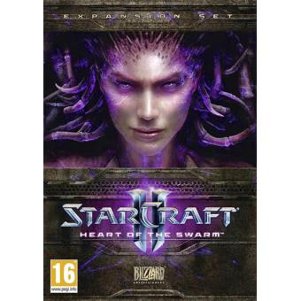 Starcraft II: Heart of the Swarm (Expansão) PC