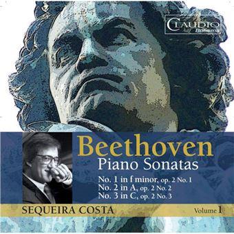 Beethoven: Piano Sonatas Vol 1 - CD