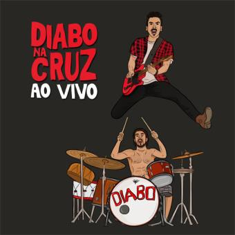 Diabo na Cruz: Ao Vivo - CD