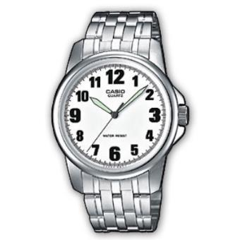 c5d7834e502 Casio Relógio Collection MTP-1260D-7BEF (Branco) - Relógio - Compra ...