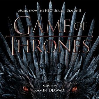 BSO Game of Thrones Season 8 - 2CD