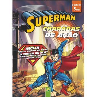 Superman: Charadas de Ação