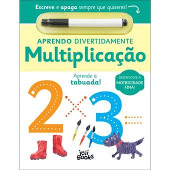 Aprendo Divertidamente: Multiplicação
