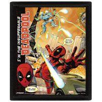 Poster 3D Lenticular Deadpool