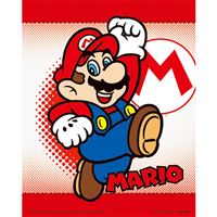 Poster 3D Lenticular Super Mario: Yoshi