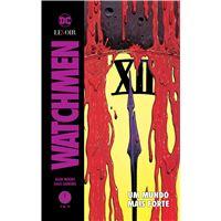 Coleção Watchmen: Um Mundo Mais Forte - Livro 4