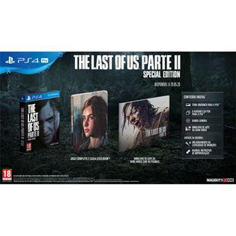 The Last of Us 2 Edição Especial - PS4
