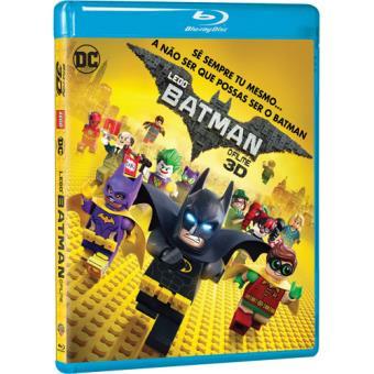 LEGO Batman: O Filme (Blu-ray 3D + 2D)
